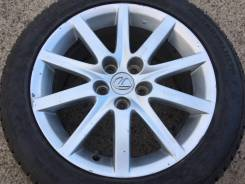 Lexus. 7.5x17, 5x114.30, ET45