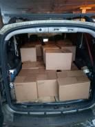 Доставка малого груза на автомобиле Лада-Ларгус.
