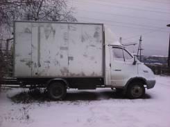ГАЗ 2747. Продаётся Газ 2747 Автофургон термобудка, 3 000куб. см., 1 500кг., 4x2
