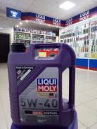 Liqui Moly Synthoil. Вязкость 5W40, синтетическое