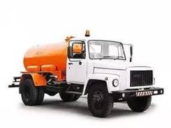 ГАЗ 53-12. Газ53-12, 4 750 куб. см., 4,00куб. м.