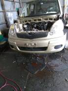 Ноускат. Toyota Funcargo, NCP21, NCP25, NCP20 Двигатели: 2NZFE, 1NZFE
