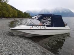 Сибирь 460. Год: 2013 год, длина 4,60м., двигатель подвесной, 40,00л.с., бензин