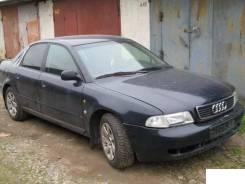 Audi A4. AEB