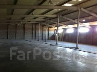 Сдается помещение под производство или склад 800 кв. м. 800 кв.м., улица Командорская 11, р-н Тихая. Интерьер