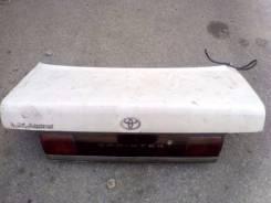 Крышка багажника. Toyota Sprinter, AE100, AE101, AE104, CE100, CE104, EE101 Двигатели: 2C, 4AFE, 4AGE, 4EFE, 5AFE