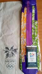 Продам олимпийский галстук Нагано 1998