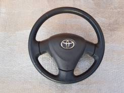 Руль кожа Fielder nze141 Ractis 100 Blade Corolla 150 Rummion+ Патрон. Toyota: Publica, Passo, Venza, Opa, Vios, Sprinter Trueno, Mark II, Matrix, Pre...