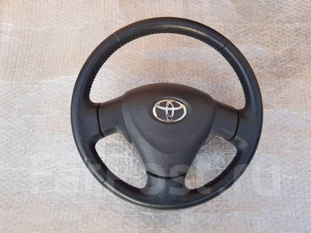 Руль кожа Fielder nze141 Ractis 100 Blade Corolla 150 Rummion+ Патрон. Toyota: Highlander, Passo, Vios, Opa, Sprinter Trueno, Mark II, Carina E, Publi...