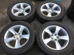 255/55R18 Bridgestone с литьем на BMW X5. 8.0x18 5x120.00 ET40