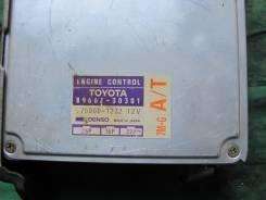 Блок управления двс. Toyota Crown, MS135, MS137, MS137X Двигатель 7MGE