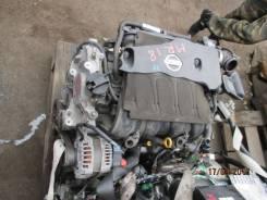 Двигатель в сборе. Nissan Tiida Двигатель MR18DE