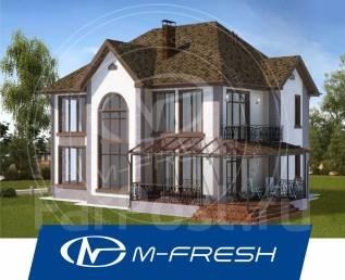 M-fresh Cadillac (Новый проект просторного и современного дома! ). 200-300 кв. м., 2 этажа, 5 комнат, бетон