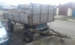 2птс4, 1993. Продаётся тракторный прицеп 2 птс 4, 4 000 кг.