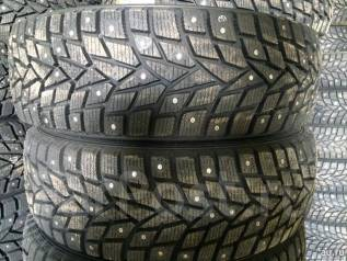 Dunlop SP Winter ICE 02. Зимние, шипованные, 2017 год, без износа, 4 шт