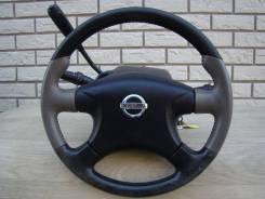 Руль. Nissan Liberty, RM12 Двигатель QR20DE