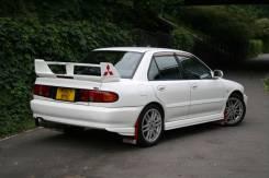Mitsubishi Lancer Evolution. механика, 4wd, 2.0 (270 л.с.), бензин, 100 тыс. км