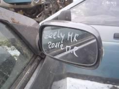Зеркало заднего вида боковое. Geely MK Двигатель 5AFE