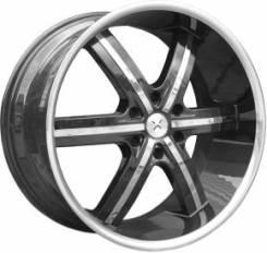 Chevrolet. 9.5x22, 6x139.70, ET30, ЦО 106,0мм. Под заказ