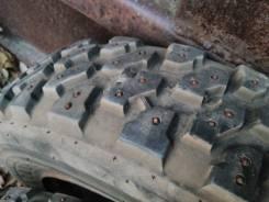 Bridgestone Potenza. Зимние, шипованные, износ: 20%, 2 шт