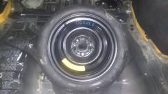 Колесо запасное. Subaru Impreza, GG, GD2, GDC, GDB, GD9, GDD, GGC, GG3, GG9, GGA, GD, GDA, GD3, GD4, GGD, GG2, GG5, GGB