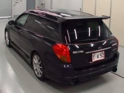 Спойлер. Subaru Legacy, BPE, BP
