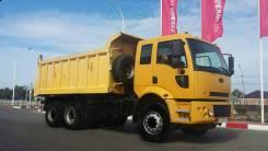 Ford Cargo. Самосвал Форд Карго, 7 330 куб. см., 20 000 кг.