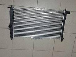 Радиатор охлаждения двигателя. Chevrolet Lanos Daewoo Lanos, KLAT ЗАЗ Шанс Двигатели: F14D4, A15SMS, MEMZ307, A16DMS, A14SMS