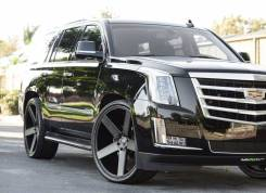 Cadillac. 10.0x24, 6x139.70, ET25, ЦО 78,1мм. Под заказ