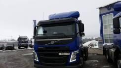 Volvo FM 13. Тягач Вольво Volvo, 12 777 куб. см., 26 600 кг.