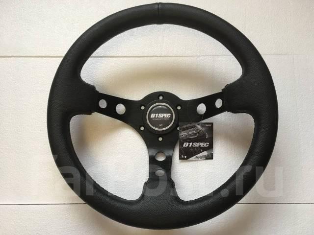 Руль. Honda: Accord, Ballade, Civic, CR-X, Fit, S2000 Nissan: 180SX, 350Z, Cefiro, Laurel, Silvia, Skyline, Stagea Mazda: Miata, MX-3, Eunos Roadster...