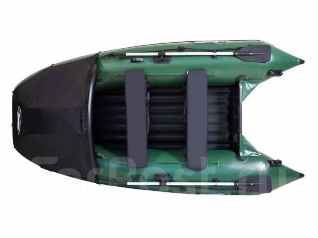 Гладиатор E 420. Год: 2017 год, длина 4,20м., двигатель подвесной, 40,00л.с., бензин