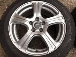 Отличные диски Bridgestone FEID. Без пробега по РФ. 6.5x16, 5x100.00, ET48