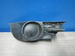 Заглушка противотуманной фары правая Lada X-RAY 2015г. Лада Х-рей. Под заказ