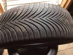 Michelin Alpin A5. Зимние, без шипов, износ: 20%, 1 шт