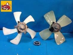 Вентилятор охлаждения радиатора. Mazda Protege Mazda Familia, BJ5P, BJ3P, BJEP, BJFW, BJ5W, BJFP, BJ8W Mazda 323 Двигатели: B3, ZL