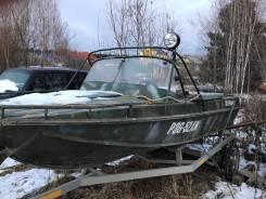 Казанка-5М2. двигатель подвесной