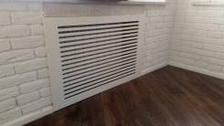 Экраны для радиаторов: массив.