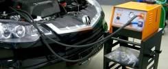 Промывка топливной системы на профессиональном оборуд