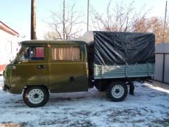 УАЗ 39094 Фермер. Продам УАЗ Фермер 2009 г. в., 2 700 куб. см., 3 000 кг.