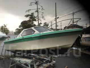 Yamaha LS. длина 4,70м., двигатель подвесной, 50,00л.с., бензин