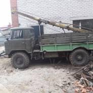 ГАЗ 66. Буровая на базе ГАЗ-66, 4 250 куб. см., 3 000 кг.