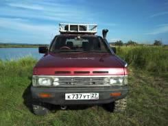 Nissan Terrano. автомат, 4wd, 2.7 (95 л.с.), дизель, 230 тыс. км