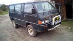 Mitsubishi Delica. МММ Делика ПТС