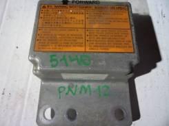 Блок управления airbag. Nissan Liberty, PNM12 Двигатели: SR20DE, SR20DET