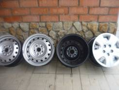 Продаю колесные диски. x15, 5x114.30, ET45, ЦО 54,0мм.