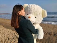 Медведь плюшевый большой 120см Доставка бесплатно