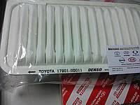 Фильтр воздушный. Toyota: Ipsum, Avensis Verso, Corolla Verso, Avensis, Matrix, Voxy, Premio, Opa, Allion, Corolla Runx, Corolla Spacio, Voltz, Coroll...