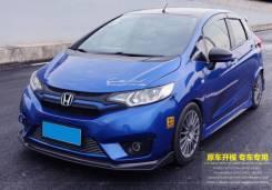 Обвес кузова аэродинамический. Honda Fit, GK3, GK4, GK5, GP5, GK6, GP6. Под заказ