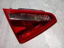 Фонарь левый внутренний Audi A5 1 8T (2007-нв)